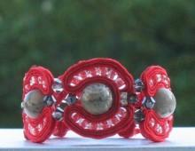 Bransoleta Red